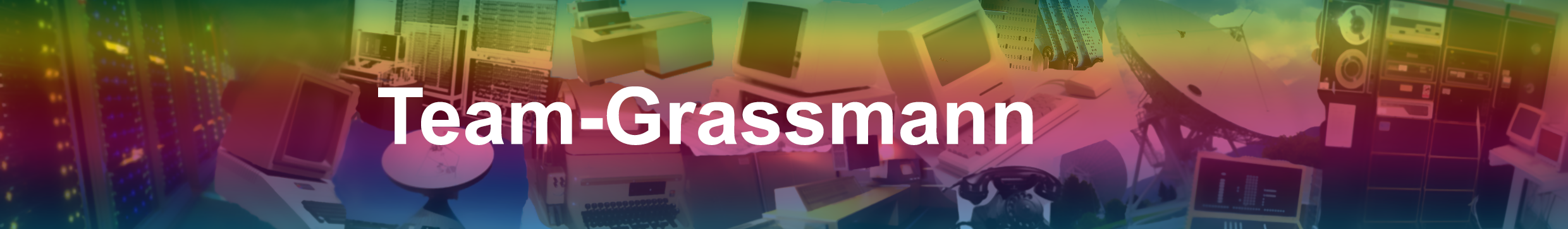 Team-Grassmann Homepage